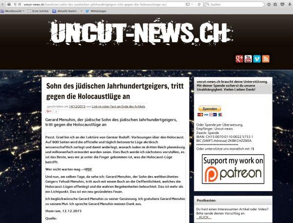 UncutHolocaust